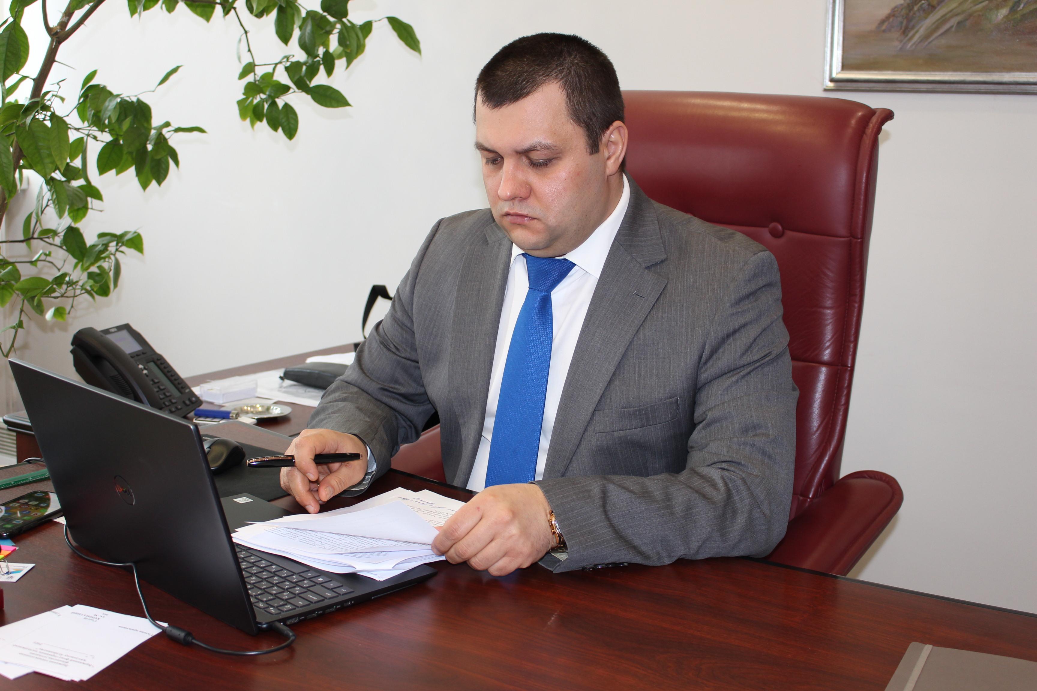 Голова правління Фонду взяв участь у огляді проєктів KfW в Україні